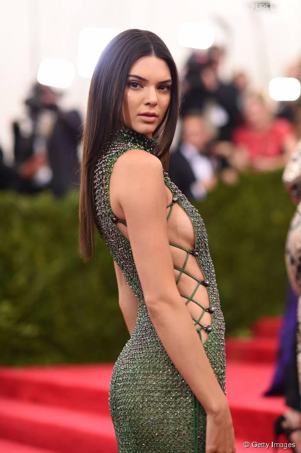 Kendall Jenner fará sua estreia como Angel, da Victoria Secret