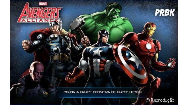 "Jogo ""Avengers Alliance"" está disponível para Android, iOS e Windows Phone"
