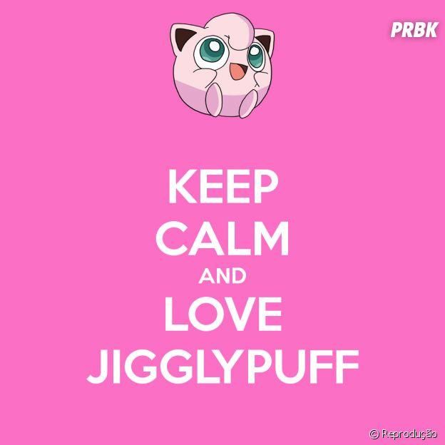 É fácil amar tanto o Jigglypuff quanto o Nicolas Prattes