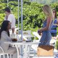 """Heloísa (Flávia Alessandra) descobrirá quem Tereza (Carolina Ferraz) realmente é em """"Além do Horizonte"""""""