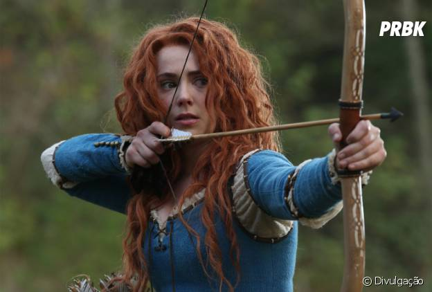 """Em """"Once Upon a Time"""": Merida promete vingança ao Rei Arthur!"""