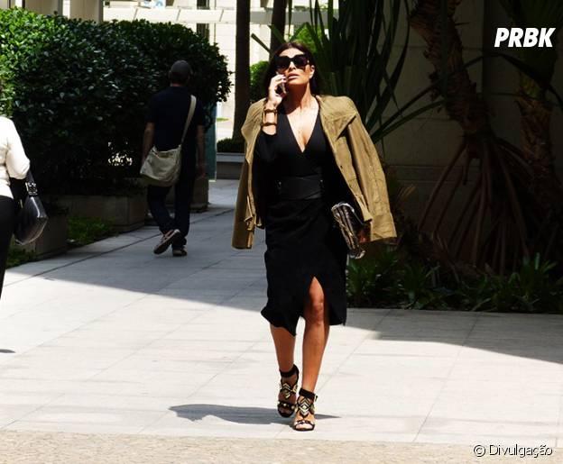 """Carolina (Juliana Paes), de """"Totalmente Demais"""", é tão poderosa quanto Kim Kardashian"""