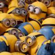 """""""Minions"""" é a maior animação de todos os tempos no Brasil"""