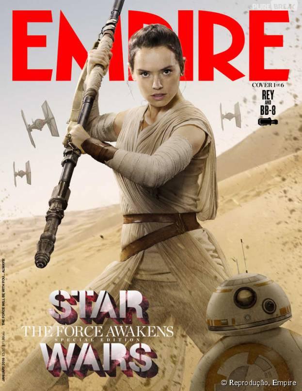 """""""Star Wars VII: O Despertar da Força"""" acaba de ganhar novas imagens incríveis"""