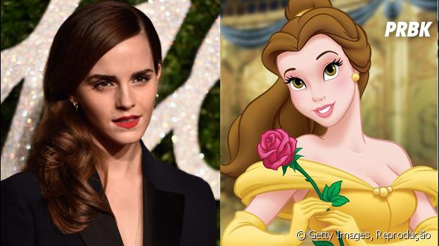 """""""A Bela e a Fera"""" é uma das maiores apostas da Disney"""