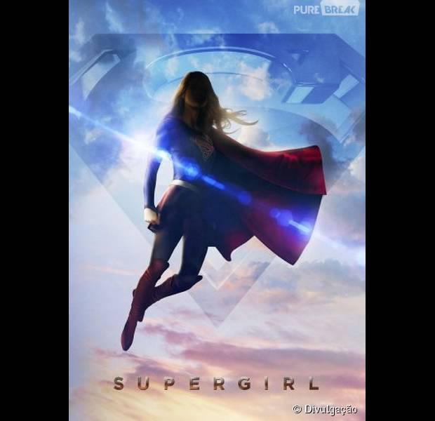 """Em """"Supergirl"""", produção procura por ator para representar Superman mais novo!"""
