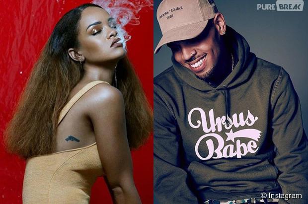 Rihanna e Chris Brown juntos? Cantor lança mais uma música