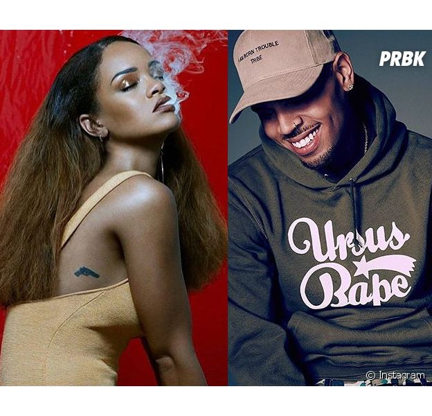 """Chris Brown lança """"Counterfeit"""", em parceria com Rihanna"""