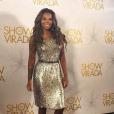"""Ludmilla cantou com Luan Santana no """"Show da Virada"""" e convidou o astro para participar de seu novo CD"""