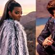 Ludmilla e Luan Santana farão dueto para novo álbum da cantora