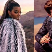 Ludmilla e Luan Santana anunciam música em parceria para novo CD da cantora
