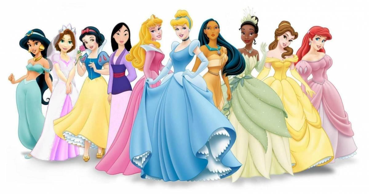 Princesas da disney no brasil descubra de quais regi es for Muebles de princesas disney