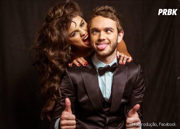 Zedd e Selena Gomez