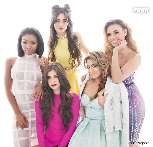 "Fifth Harmony comemora mais uma conquista do single ""Worth It""!"