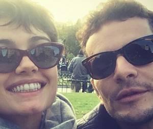 Sophie Charlotte e Daniel de Oliveira, atualmente, esperam a chegada de Alexandre, primeiro filho do casal