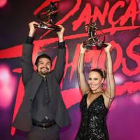 """Na """"Dança dos Famosos 2015"""": Viviane Araújo vence a competição! Veja as reações nas redes sociais"""