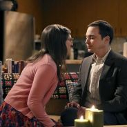 "Em ""The Big Bang Theory"": na 9ª temporada, fotos mostram primeira vez de Sheldon e Amy!"