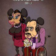 Mickey, Pato Donald e Pernalonga: como seria se eles tivessem suas idades verdadeiras?