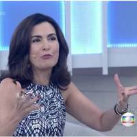 """Fátima Bernardes, Arthur Aguiar e Monica Iozzi dançam Lady Gaga no """"Just Dance"""" ao vivo!"""