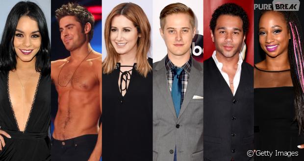 """Com Zac Efron, veja como está o elenco de """"High School Musical"""" hoje em dia!"""