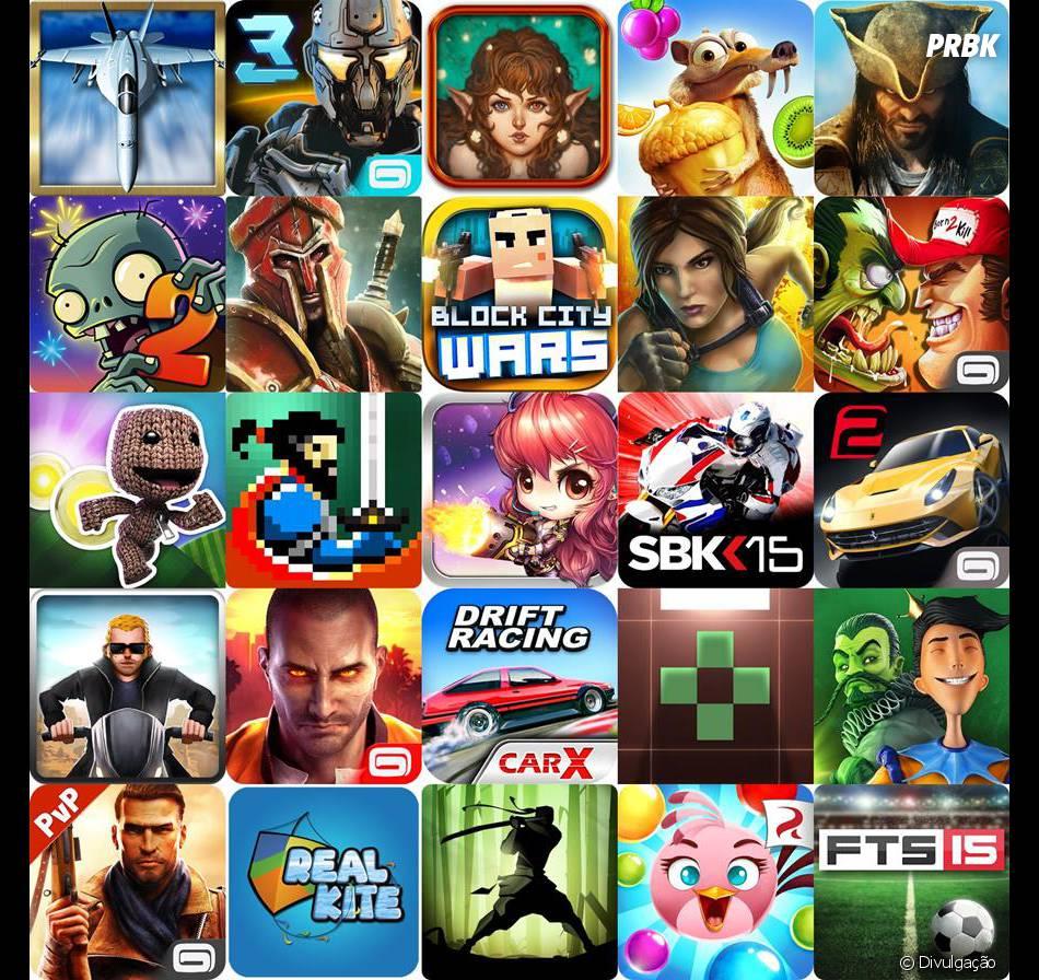 Os jogos de celular são febre mesmo e fecham o TOP 5 dos aplicativos mais  usados pelos brasileiros! b6db319df1