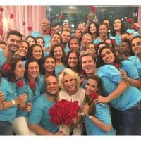 """Roberto Carlos e Ana Maria Braga se emocionam no """"Mais Você"""" especial de Natal!"""