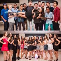 """Larissa Manoela dança """"Bang"""" e curte pré-festa de 15 anos com João Guilherme, Maisa Silva e mais!"""
