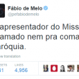 Até o Padre Fábio de Melo tirou sarro do apresentador do Miss Universo 2015