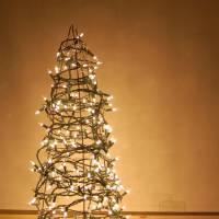 Árvore de Natal: 19 ideias super criativas e diferentes para fazer e deixar sua casa mais bonita!
