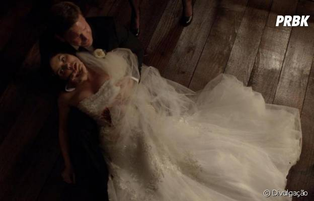 "Em ""The Vampire Diaries"": Jo (Jodi Lyn O'Keefe) é assassinada por Kai (Chris Wood)!"