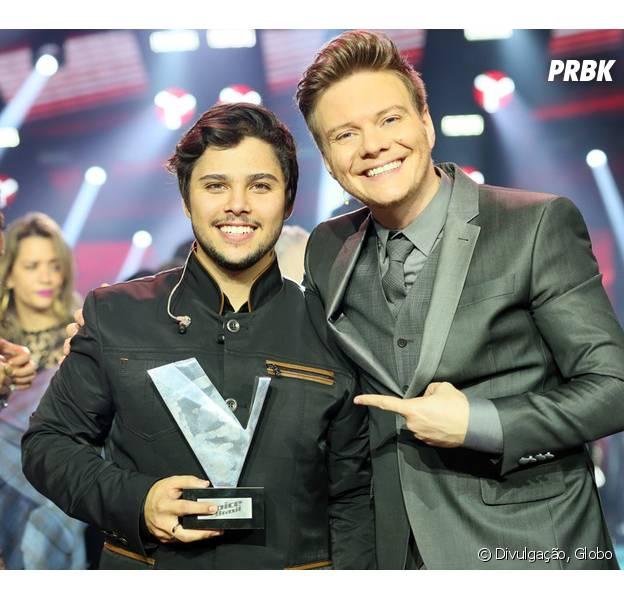 """Renato Vianna é o grande vencedor do """"The Voice Brasil"""" em 2015"""