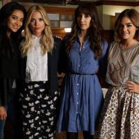"Em ""Pretty Little Liars"": na 6ª temporada, Aria (Lucy Hale) se torna suspeita em nova sinopse!"