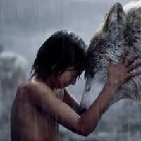 """De """"Mogli - O Menino Lobo"""": protagonista e loba Rakcha (Lupita Nyong'o) aparecem em nova foto. Veja!"""