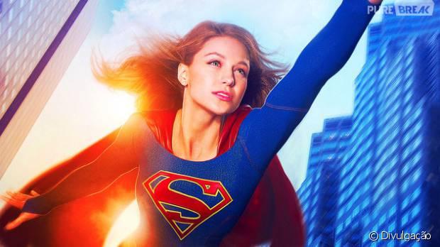 """Em """"Supergirl"""": Kara (Melissa Benoist) com identidade revelada e muitas coisas que poderiam acontecer nesse retorno!"""