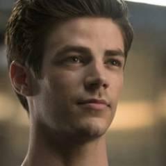 """Em """"The Flash"""": na 2ª temporada, Barry (Grant Gustin) pensa em revelar grande segredo a Patty!"""