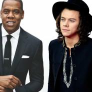 Harry Styles, do One Direction, em carreira solo? Jay-Z quer fazer do astro um pop star mundial!