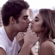 """Rafael Vitti fala sobre cenas quentes com Manu Gavassi em clipe: """"Ela também beija bem"""""""