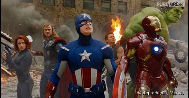 """Filme """"Os Vingadores: Guerra Infinita - Parte 1"""" trará todos heróis do universo Marvel!"""