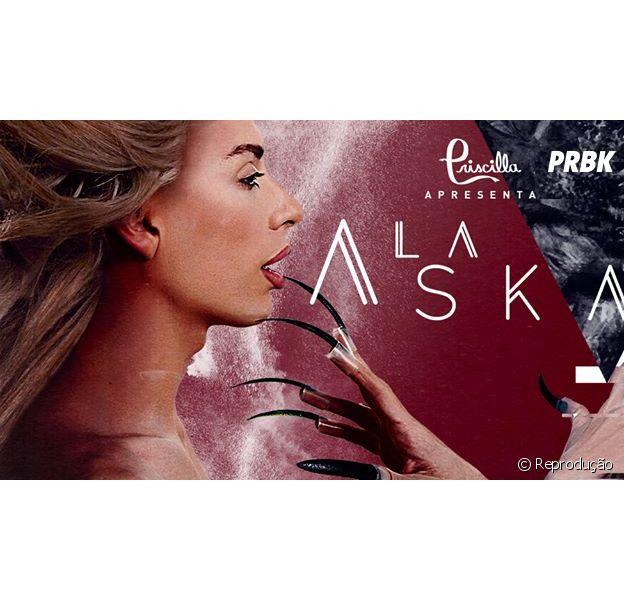 "Alaska, de ""RuPaul's Drag Race"", chega ao Brasil para shows com banda completa, na festa Priscilla"