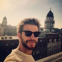 """Liam Hemsworth, de """"Jogos Vorazes"""", no Instagram: veja 5 coisas que aprendemos sobre o astro!"""