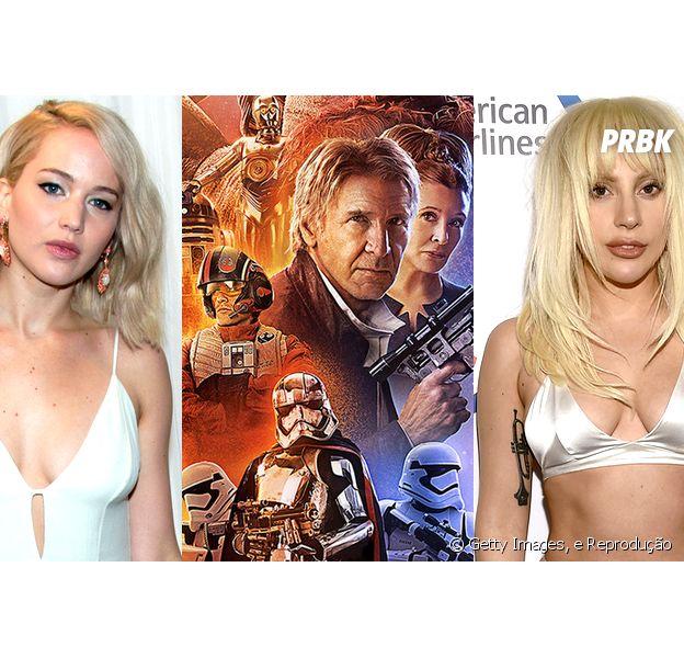 """Com Jennifer Lawrence, """"Star Wars"""" e Lady Gaga, veja os indicados ao Oscar 2016!"""