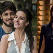 "Novela ""Totalmente Demais"": Rafael (Daniel Rocha) beija Lili (Vivianne Pasmanter), mãe de Sofia! OMG"