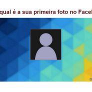 No Facebook: site revela qual foi sua 1ª foto postada na rede social!