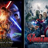 """De """"Star Wars VII"""": criador de """"Os Vingadores"""" revela desejo em ver produções juntas em um filme"""