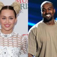 """Miley Cyrus e Kanye West juntos no remix de """"Black Skinhead"""": ouça a nova versão da música aqui!"""