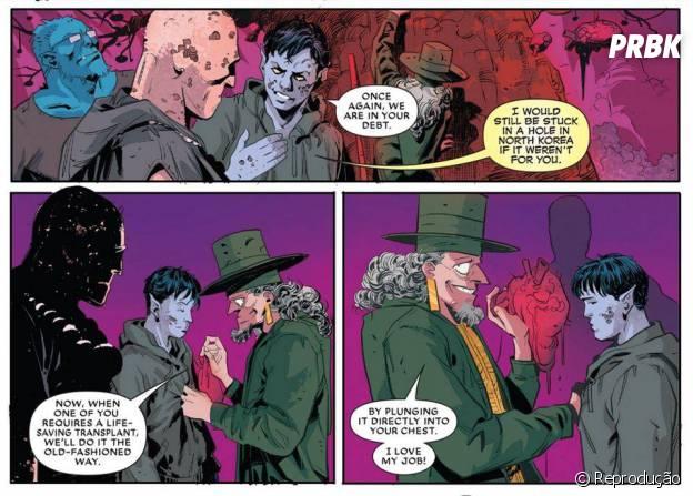 Veja curiosidades de Deadpool, interpretador po Ryan Reynolds nas telonas
