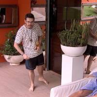 """No """"BBB16"""": Alan detona Fernando Medeiros em conversa com brothers: """"Ele foi mau-caráter"""""""