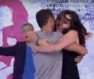 """No """"Vídeo Show"""", Monica Iozzi e Otaviano Costa recebem Cauã Reymond"""