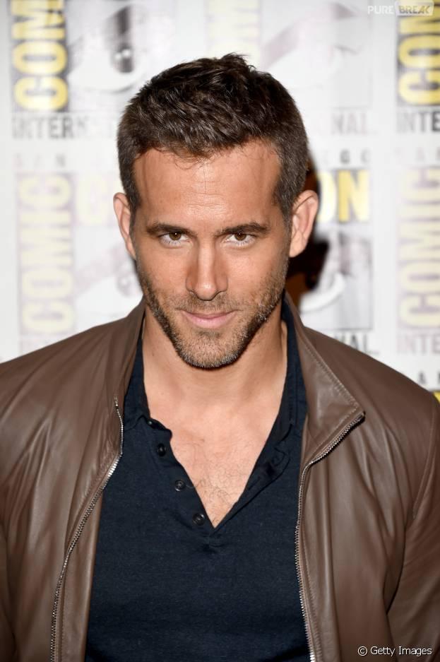 """Ryan Reynolds conta que """"Deadpool"""" demorou a sair do papel"""