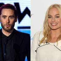 """Oscar 2016: Jared Leto e Margot Robbie, de """"Esquadrão Suicida"""", também vão apresentar a premiação!"""